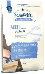 Sanabelle N 43020 Adult Pstrąg 2kg