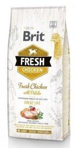 Brit Fresh 0748 Adult 2,5kg Chicken & Potato
