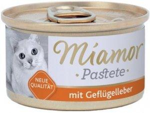 Miamor 74018 Kurczak+Watroba 85g pasztet dla kota