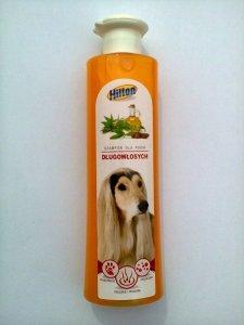 Hilton 022-00 Szampon pielęgn 200ml psy długowłose