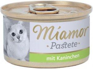 Miamor 74013 Królik 85gr pasztecik dla kota