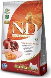 ND Dog NG 3635 Adult Mini Pumpkin 7kg Chicken&Pom