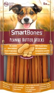 8in1 T027224 Smart  Peanut Butter Sticks 5 szt.