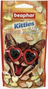 Beaphar 12903 Kitties 3-Mix 32,5g - dla kotów