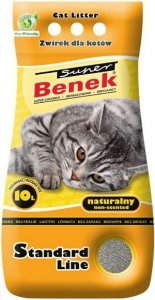 Super Benek 0111 Naturalny 10L Żółty