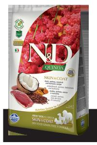 ND Dog NG 5608 Adult Quinoa 2,5kg Skin&Coat Duck