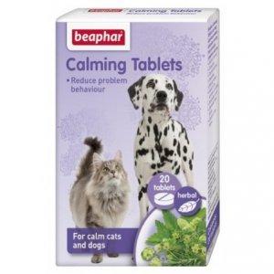 Beaphar 17577 Nat Melissa Calming Tablets 20szt
