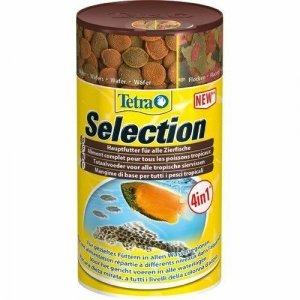 Tetra 247574 Selection 250ml 4 w 1 pokarmów