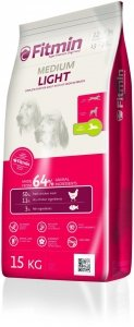 Fitmin Dog 15kg Medium Light