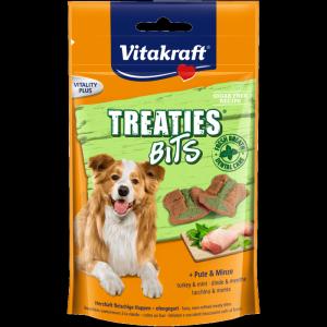 Vitakraft 5328 Treaties Bits indyk z miętą 120g