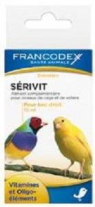Francodex 174049 Witaminy na dzioby d/ptaków 15ml