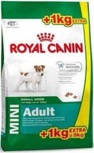 Royal 251010 Mini Adult 8 kg + 1kg gratis