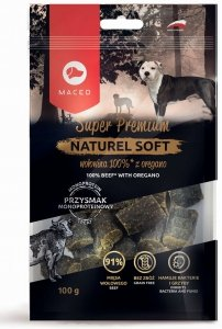 Maced 0696 Naturel Soft Wołowina Oregano 100g