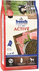 Bosch 21010 Active dla psów aktywnych 1kg