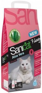 SaniCat 2608 Professional 7Days Aloe Vera 4l*
