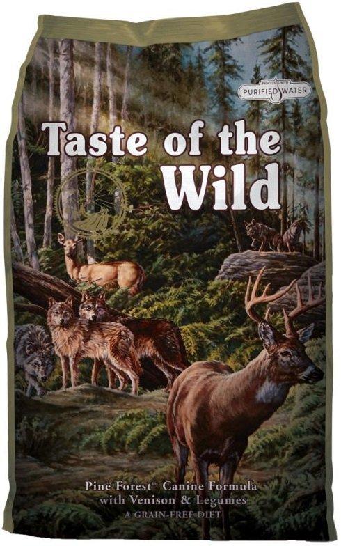 Taste of the Wild 3298 Pine Forest 13kg