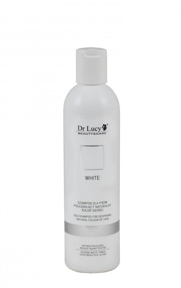 Dr Lucy 1718 White Szampon do białej sierści 250ml
