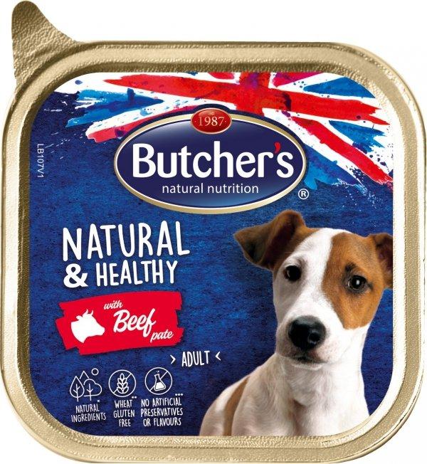 Butchers 2040 Natural&Healthy 150g z wołowiną
