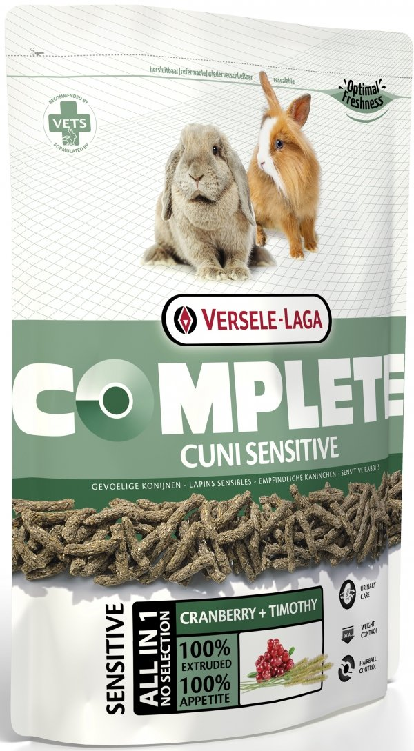 VL 461310 Cuni Sensitive Comp. 500g wrażliwy króli