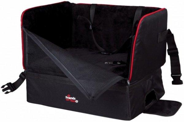 Trixie 1322 Fotel samochodowy dla psa 45x38x37cm