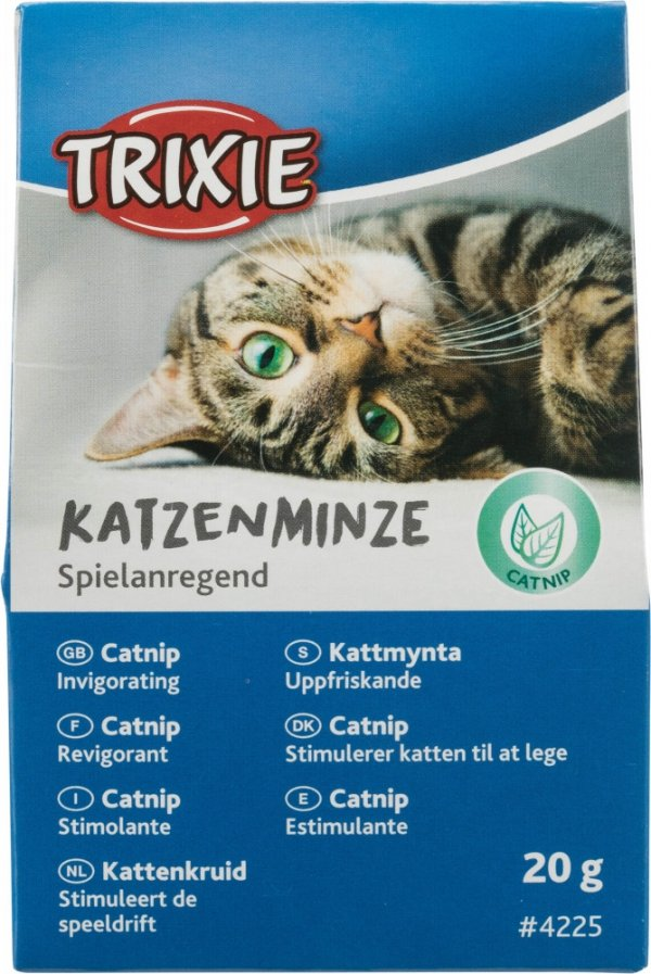 Trixie 4225 Kociamiętka 20g w kartoniku