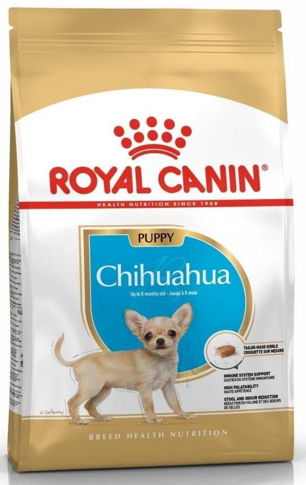 Royal 257470 Chihuahua Puppy 1,5kg
