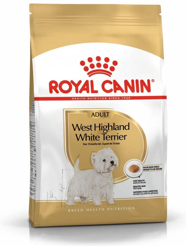 Royal 255990 West Highland Adult 500g