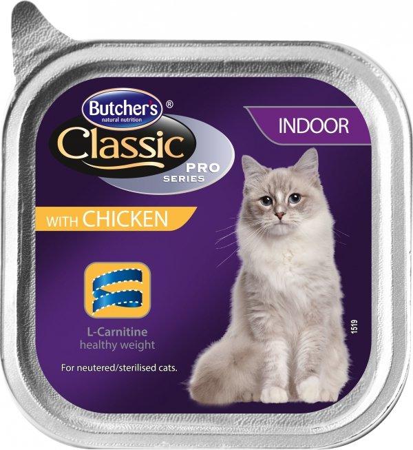 Butchers 1712 Szalka Indoor pasztet 100g kurczak