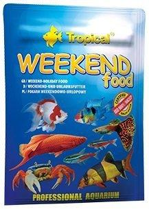 Trop. 20711 Weekend Food 20g/24tab - torebki