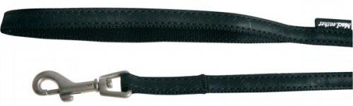 Zolux 522025NO Smycz Mac Leather 25mm/1,2m CZARNY