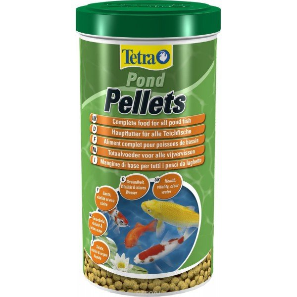 Tetra Pond 151994 Pellets 1L