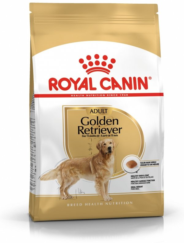 Royal 255370 Golden Retriever Adult 12kg