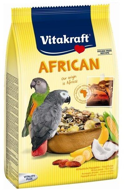 Vitakraft 6403 African 750g dla papug