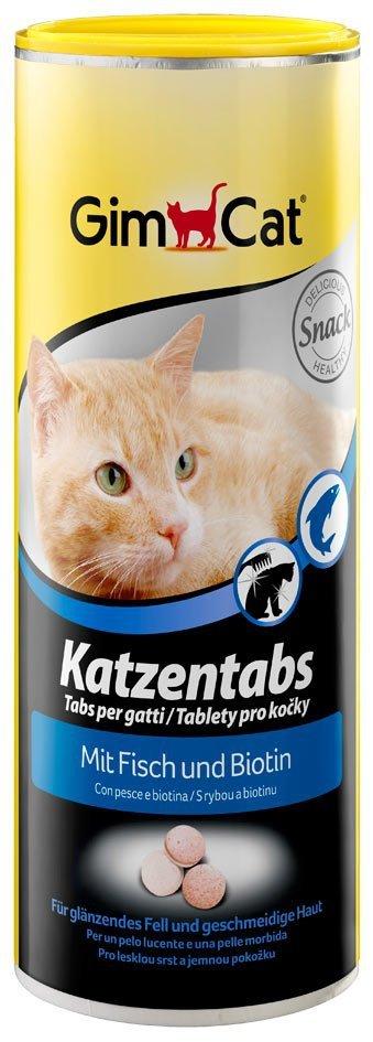 Gimcat 409146 Katzentabs Fish 710tabl.dla kota