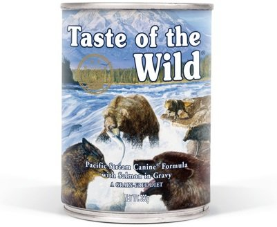 Taste of the Wild 3410 Puszka Pacific Stream 390g