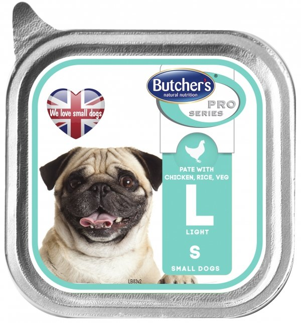 Butchers 0074 Pro Series 150g Light Kura,ryż,wa