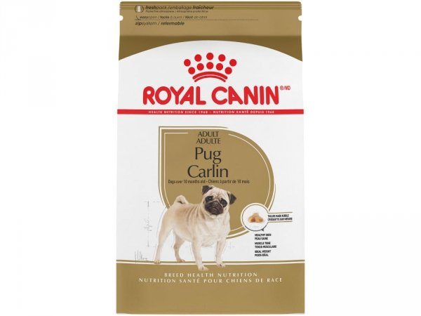 Royal 255700 Pug Adult 1,5kg