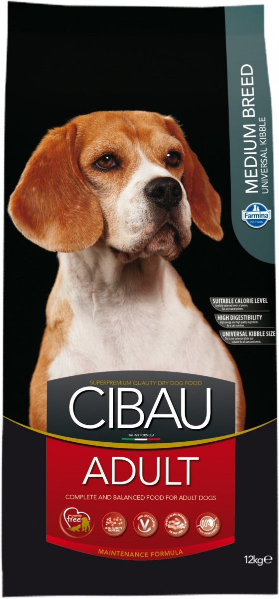 Cibau Dog 1006 Adult Medium 12kg