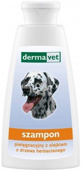 Dermavet 0070 szampon z olejkiem herbacianym