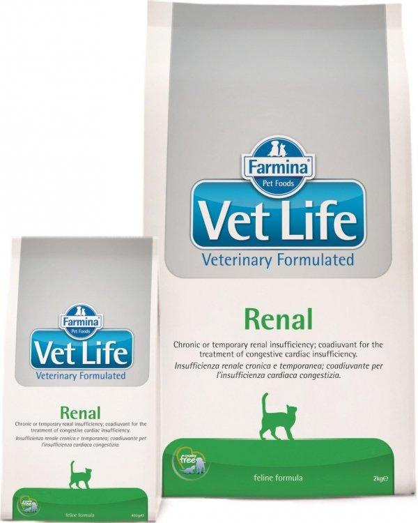 Vet Life Cat 5159 400g Renal