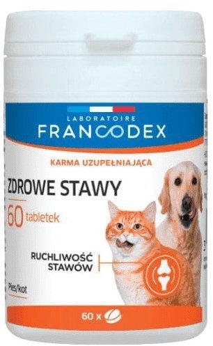 Francodex 179166 Witaminy zdrowe stawy 60 tabl