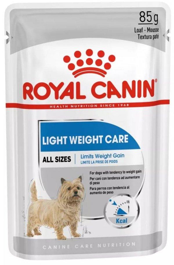 Royal 270300 CCN Dog Light pasztet saszetka 85g