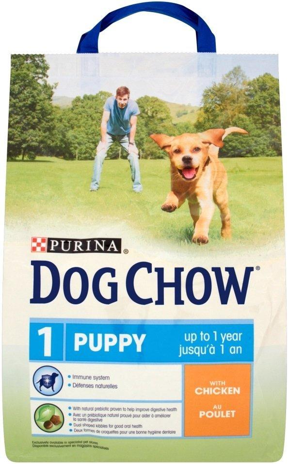Purina 5793 Dog Chow 2,5kg Puppy Chicken