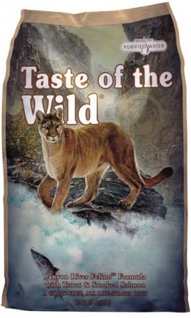 Taste of the Wild Cat 2390 Canyon River 7kg