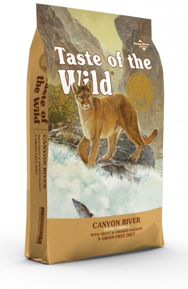Taste of the Wild Cat 2383 Canyon River 2kg