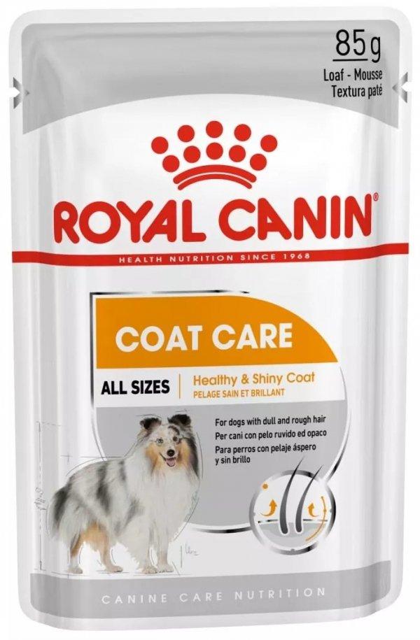 Royal 270420 CCN Dog Coat Care - saszetka 85g