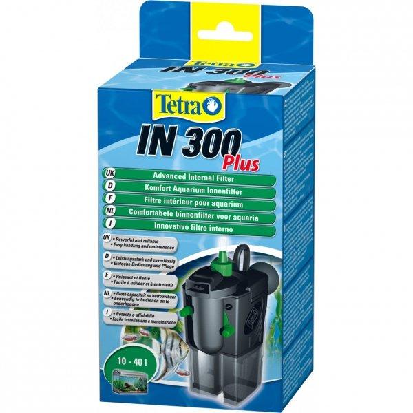Tetra 174870 IN Plus 300 Filtr wewnętrzny 10-40L