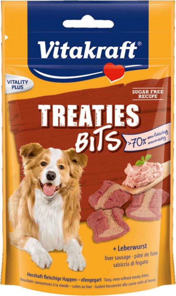Vitakraft 1290 Treaties Bits Wątróbka 120g +20%