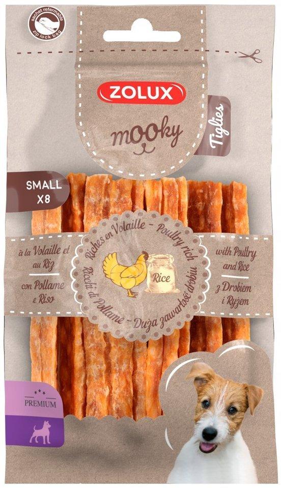 Zolux 482134 MOOKY Tiglies drób ryż S x8szt
