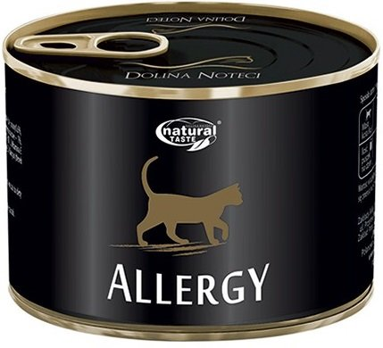 Natural Taste Cat 0578 Allergy puszka 185g